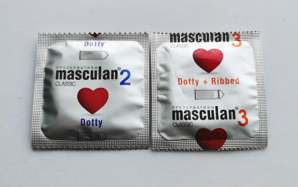 презервативы masculan