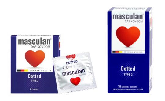презервативы masculan с пупырышками