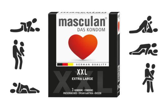 презервативы большого размера