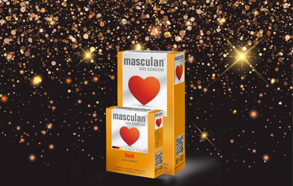 masculan gold фото